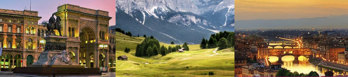 ITÁLIA ENOGASTRONÔMICA: HISTÓRIA e ARTE, LAGOS e MONTANHAS TOSCANA, VENETO, PIEMONTE