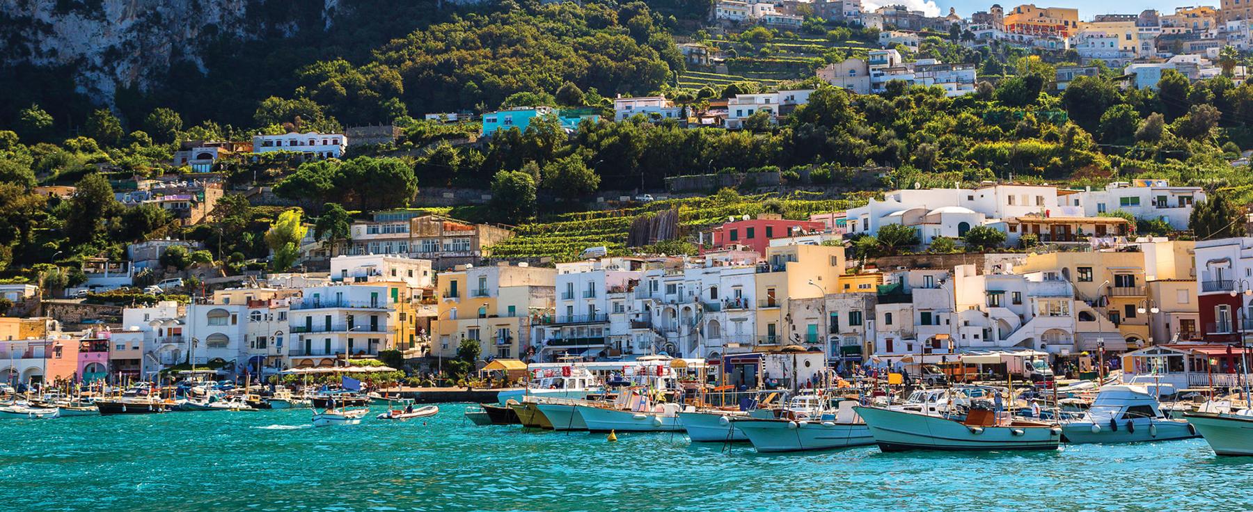 PARA SE APAIXONAR: SUL DA ITÁLIA