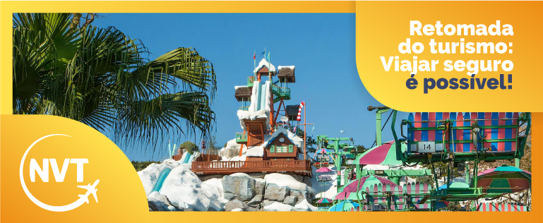Disney reabre parque aquático Disney's Blizzard Beach