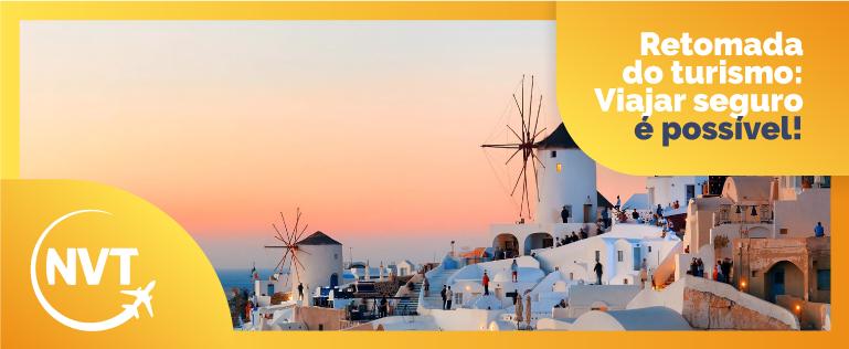 Grécia receberá turistas vacinados e com exames negativos a partir de maio
